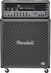 Randall Amplifiers Launches New Christian Olde Wolbers Signature Series Half Stack