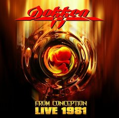 "Rockin"" With Dokken Live And Unchained: Rhino Releases New CD And DVD"