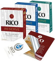 Rico Reeds Set To Launch Reserve Challenge [ Winter NAMM 2008 ]