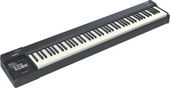Roland Introduces A-88 And A-49 MIDI Keyboard Controllers