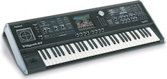 Roland Announces V-Synth GT [ Winter NAMM 2007 ]