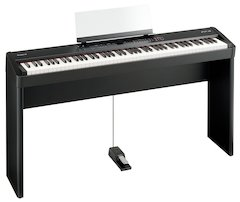 Roland Expands FP Digital Piano Line [ Winter NAMM 2007 ]