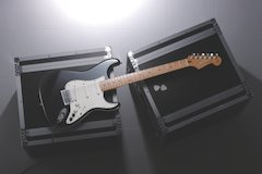 Roland And Fender® Ship New V-Guitar The G-5 VG Stratocaster