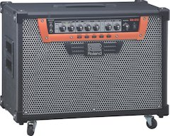 Roland Ships GA-212 and GA-112 Combo Guitar Amplifiers
