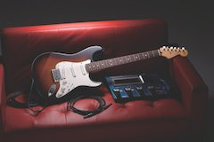 Roland's GK-Ready Stratocaster® Now Shipping