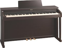 Roland Introduces HP500 Series Pianos