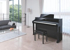 Roland Ships HP500 Series Pianos