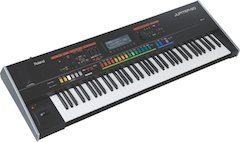 Roland Unveils Jupiter-50 Synthesizer