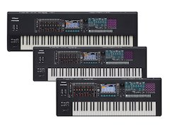 Roland Unveils Next-generation FANTOM Keyboard Series