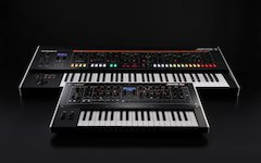 Roland Debuts All-new JUPITER-X Synthesizer Lineup