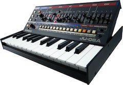 Roland Revamps Iconic Sound & Function of '80s-era Juno Synths in New Roland Boutique JU-06A Synthesizer