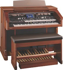 "Roland Announces The AT-900 ""platinum Edition"" Organ"
