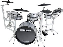Roland Announces Limited-edition TD-50KV-RM Custom V-Drums With Hardware From Randall May International