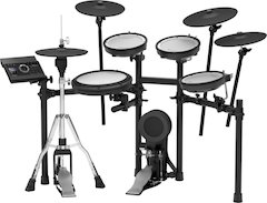 Roland Announces TD-17 Series V-drums