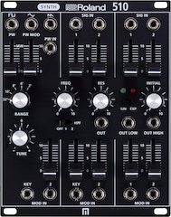Roland Expands System-500 Modular Synthesizer Series In Collaboration with Malekko