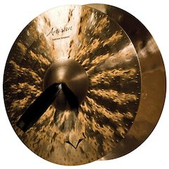 New Artisan Traditional Symphonic Cymbals From Sabian