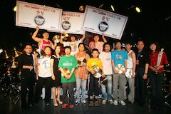 Sabian Hosts China's First Drumming Contest