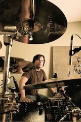 Jimmy DeGrasso Switches To Sabian