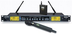 Sabine Ships 915 MHz Wireless Microphone Systems