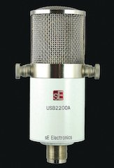 sE Electronics ship world's first professional studio quality USB microphone