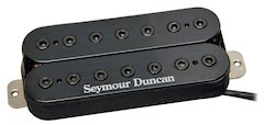 When Six Strings Just Aren't Enough: Seymour Duncan Introduces 7-String Versions of Popular Pick-ups