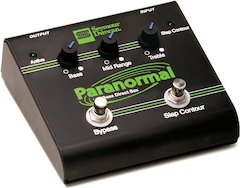 Seymour Duncan/Basslines SFX-06 Paranormal Takes The Direct Approach