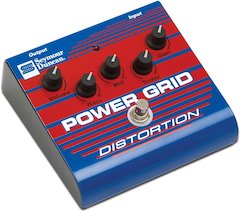Seymour Duncan Announces SFX-08 Power Grid Distortion Pedal
