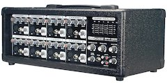 SHS Audio Releases New Series Of Powered Mixers