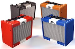 Amp Up With New Colors From Sundown Amplifiers