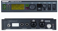 Shure Introduces PSM® 900 Personal Monitor System
