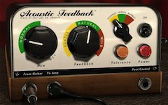 Softube Launches Acoustic Feedback, the First Real Guitar Feedback Plug-In