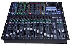 Soundcraft Extends Digital Console Range with Si Compact 16