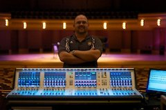 University of Notre Dame's DeBartolo Performing Arts Center Upgrades Concert Hall with Soundcraft Vi4™ Digital Console