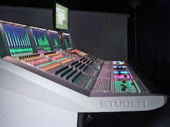 The Most Advanced User Interface Just Got Even Better: Studer Releases Vista 9 Digital Console