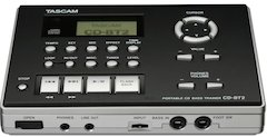 Tascam Announces Three New CD Instrument Trainers [ Summer NAMM 2007 ]