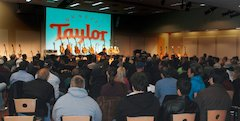 Taylor Guitars Kicks Off Second Year Of Record-Breaking Attendance For In-Store Events
