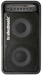 TC Electronic's bass combo range is tripled…