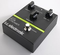 TC Electronic Announces Vintage Octa Screamer Pedal [ Musikmesse 2007 ]