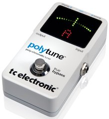 TC Electronic is about to release its new PolyTune™ iPhone App