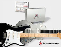 Tronical's Innovative Powertune Self-Tuning Guitar System Shipping! [ Winter NAMM 2007 ]