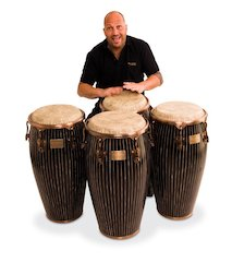 Leading International Studio Percussionist Martin Verdonk Joins Tycoon Percussion