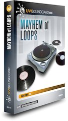 Ultimate Sound Bank Releases New Mayhem Of Loops UVI Soundcard [ Winter NAMM 2007 ]