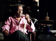 Vater Percussion is pleased to welcome Jazz Legend Chico Hamilton to their Artist Family