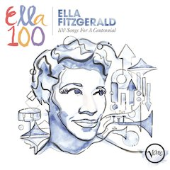 Ella Fitzgerald's Centennial Year Commemorated With A Global Ella 100 Celebration