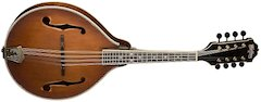 Washburn Introduces Two New Vintage Styled Mandolins