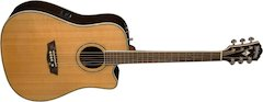 Washburn Debuts Acoustic Bender Guitar