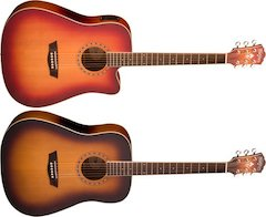 Washburn Guitars Announces the Release of its New Harvest Series