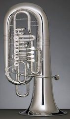 "Melton / Meinl Weston and NY Phil's Alan Bear create the new F-Tuba 6460 ""Kodiak"" [Musikmesse 2008]"
