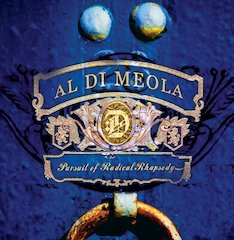 Guitar Great Al Di Meola To Release New Works With His World Sinfonia Band