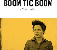 Drummer Allison Miller Releases 2nd Album, BOOM TIC BOOM March 23rd